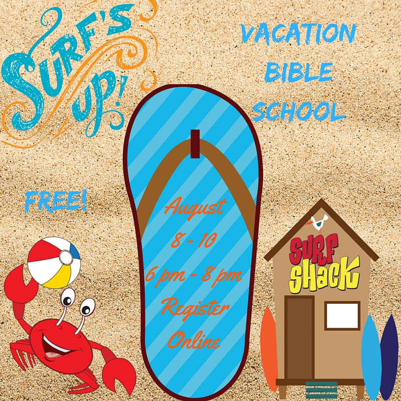 Vbs registration success bethany united methodist church for Vacation bible school crafts for adults