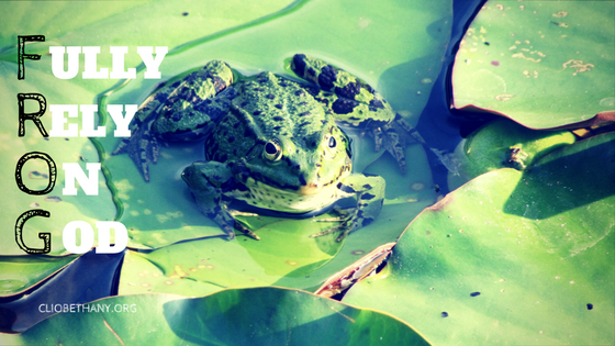 Frogs in Church?