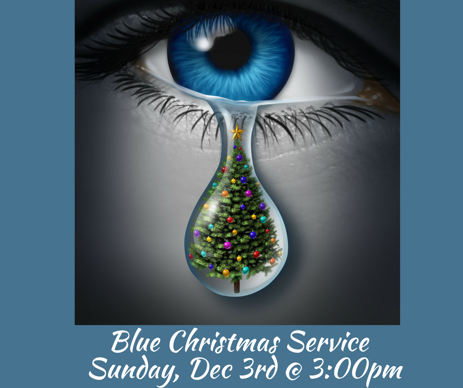 the blue christmas service - Blue Christmas Service