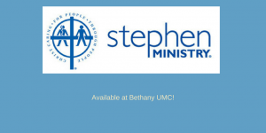 Learn about Stephen Ministry