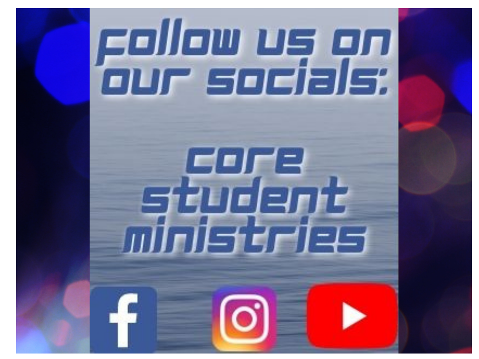 Children and Youth Ministry Updates